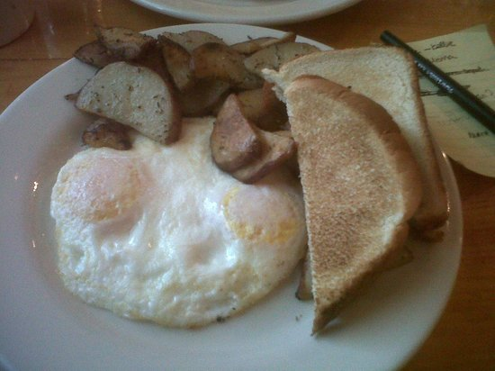 Flapjack's Pancake House: My breakfast