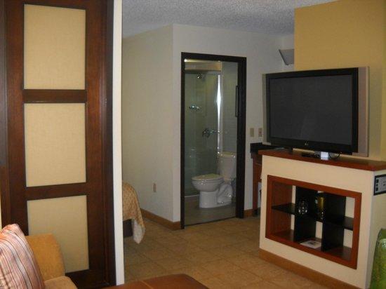 Hyatt Place Atlanta/Buckhead: habitacion