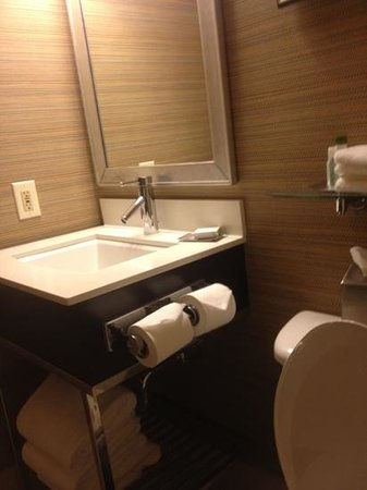DoubleTree by Hilton Hotel Baltimore - BWI Airport: bathroom