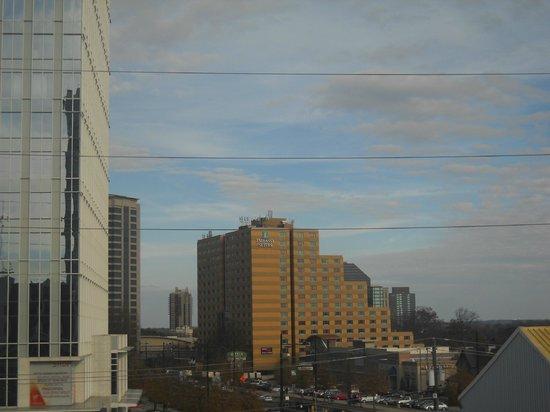 Hyatt Place Atlanta/Buckhead: vista desde la habitación