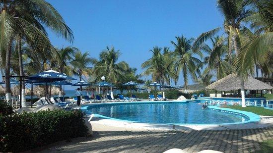 Hotel Suites Villasol: El club de playa