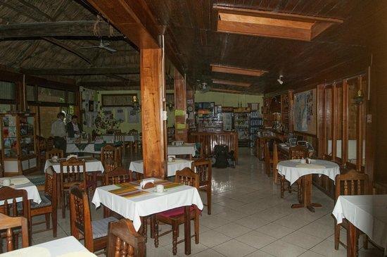 Hotel Jaguar Inn Tikal The Restaurant
