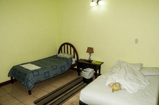 Hotel Jaguar Inn Tikal: my room