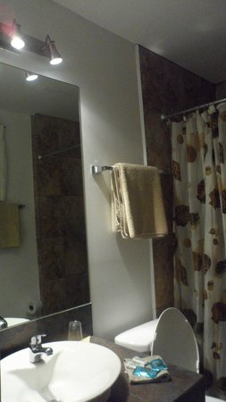 Hotel Casa 69: Baño