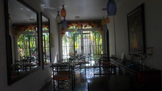 Hotel Casa 69: Otra parte del comedor