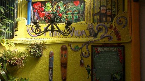 Hotel Casa 69: Otra vista del comedor
