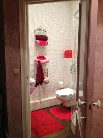 B&B De Vijf Zuilen: Bathroom