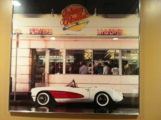 Johnny Rockets: affiche 1