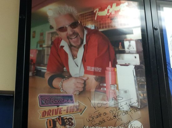 Food Network Diners Drive Ins And Dives Seattle