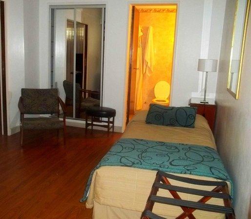 Gran Hotel Buenos Aires: Suite