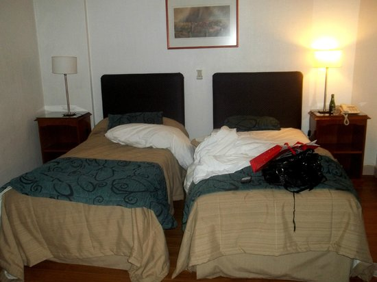 Gran Hotel Buenos Aires: Suite doble twin