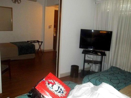 Gran Hotel Buenos Aires: Habitación