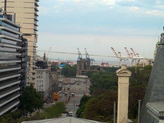 Gran Hotel Buenos Aires: Vista al Río de la Plata