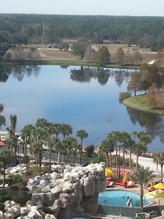 Hyatt Regency Grand Cypress: Lake