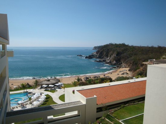 Secrets Huatulco Resort & Spa: El hotel