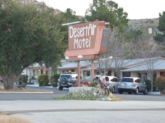 Desert Air Motel