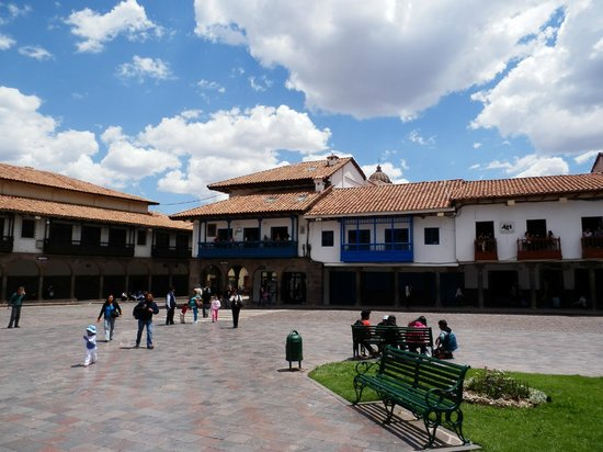 Plaza de Armas Cusco Hotel: City center