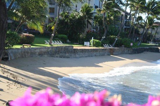 The Kuleana Resort: View from balcony