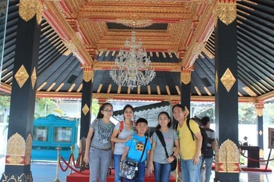 Yogyakarta Palace: Kraton, Yogyakarta