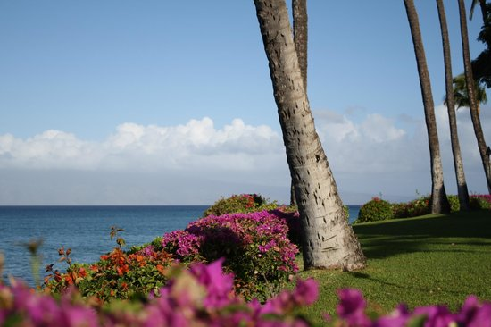 The Kuleana Resort: Going to private beach