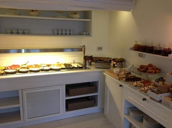 Shalom Hotel & Relax Tel Aviv - an Atlas Boutique Hotel: breakfast buffet, yummy!