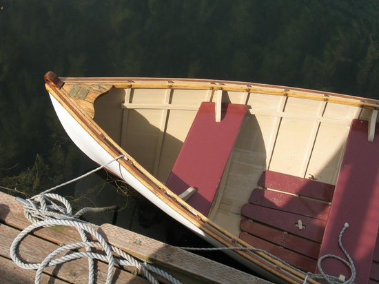 The Center for Wooden Boats: Wooden boat