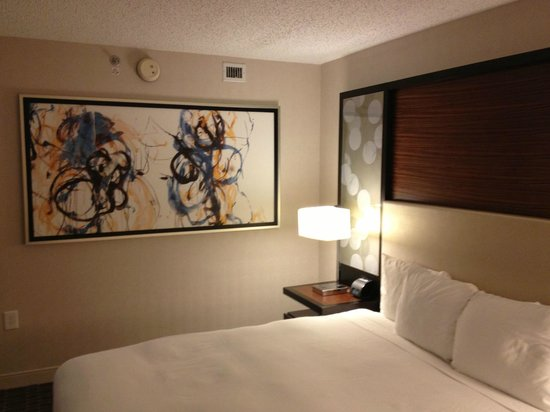 Hilton Atlanta Airport: Room