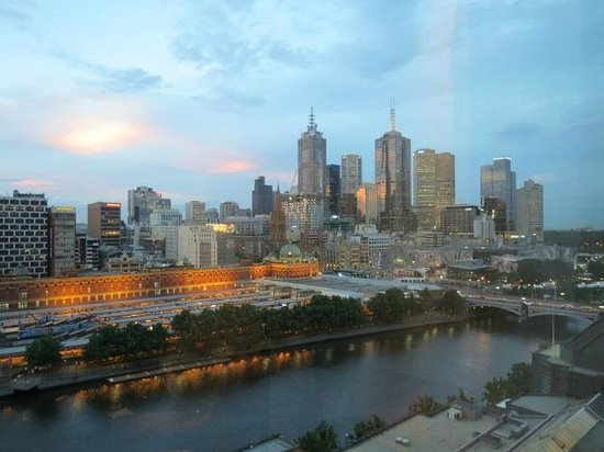 The Langham, Melbourne: View from room