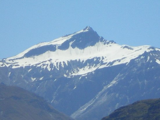 Mount Aspiring National Park: Mount Aspiring