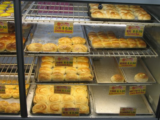 Chinatown International District: Pastries