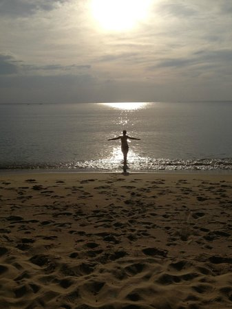 Freedomland Phu Quoc Resort: This beach is about 8 minutes walk from Freedomland