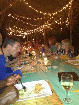 Freedomland Phu Quoc Resort: 5 course Amazing Dinner: 12 dollars 