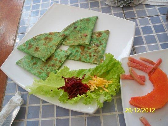Restaurante Habaname: Quesadillas $ 1.50 CUC