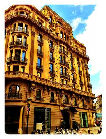 Hotel Ohla Barcelona: The Ohla Hotel.. stay here!