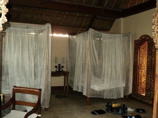 Honeymoon Guesthouses: Twin room