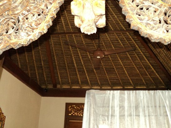 Honeymoon Guesthouses: Ceiling