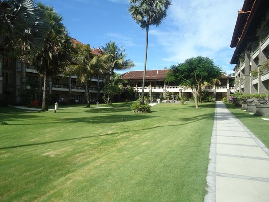 Peninsula Beach Resort Tanjung Benoa: hotel