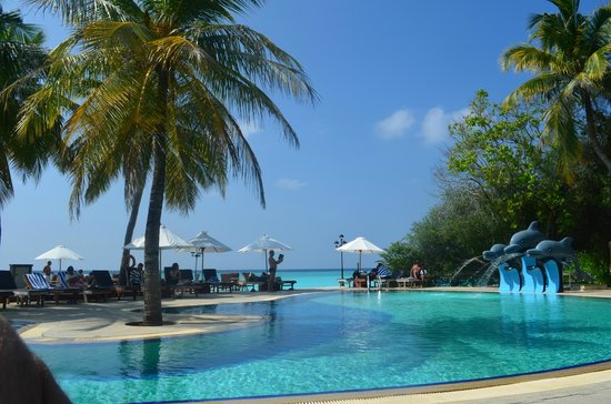 Paradise Island Resort & Spa: piscina