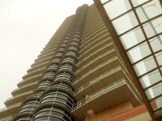 Hilton Fukuoka Sea Hawk: Sky lift
