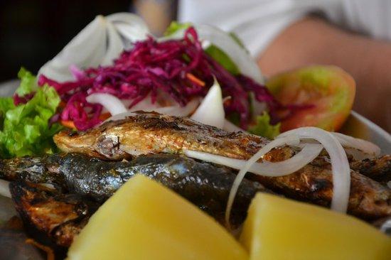 A Tasquinha : Sardine