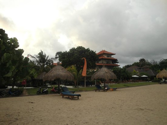 Peninsula Beach Resort Tanjung Benoa: room view