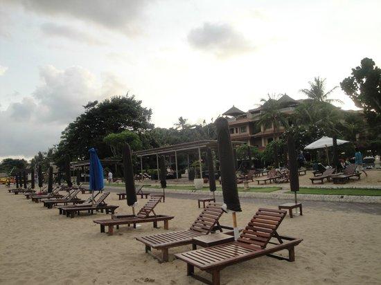 Peninsula Beach Resort Tanjung Benoa : room view