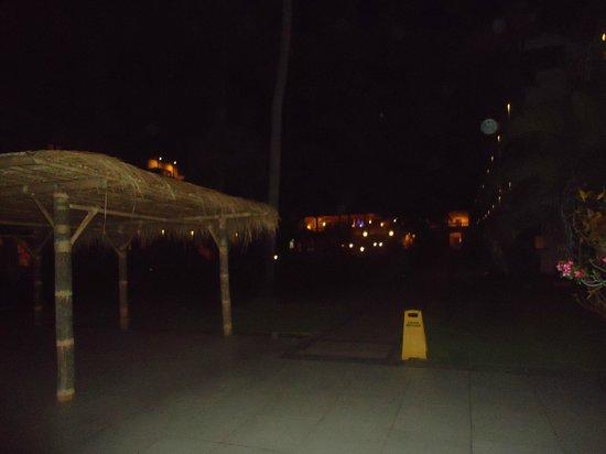 Peninsula Beach Resort Tanjung Benoa : hotel view