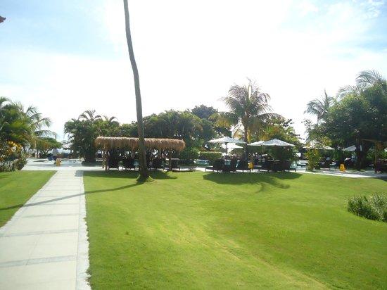 Peninsula Beach Resort Tanjung Benoa: room view