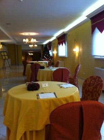 Hotel&Residence Federiciano : Sala da Pranzo/ Colazione