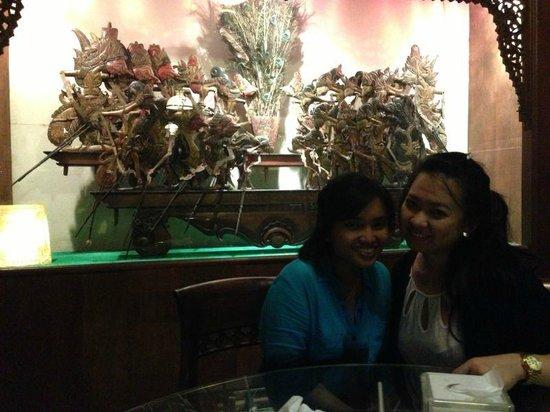 Dream of Kahyangan Art Resto : Great Place