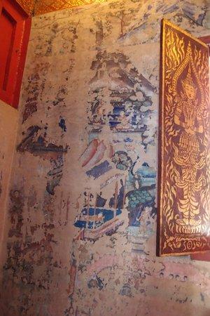 Mural, Wat Phra Singh
