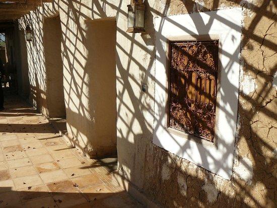 Jnane Tihihit: Outside the room