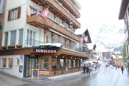 Hotel Restaurant Hirschen: A warm and welcome place