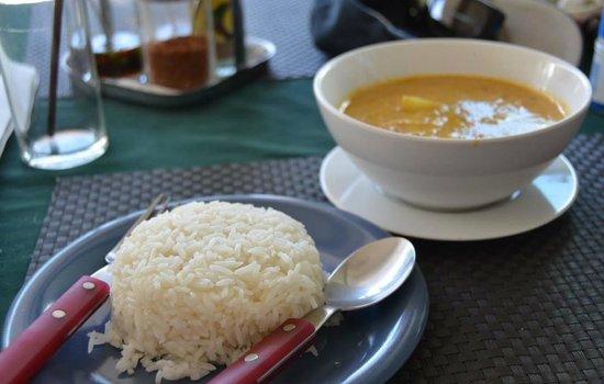 Shambala Restaurant: Massaman Curry